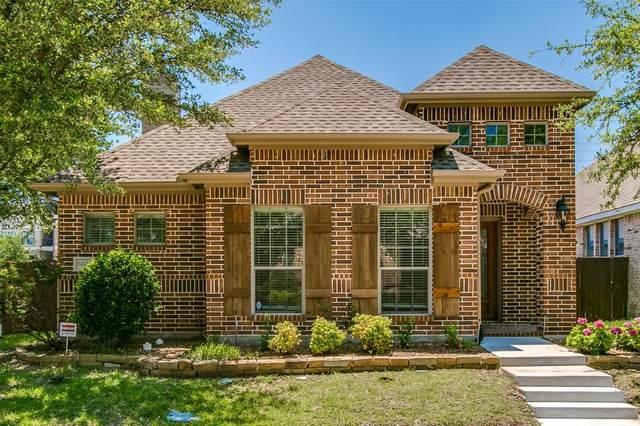 5413 Oakley Road, Mckinney, TX 75070 (MLS #14603543) :: The Good Home Team