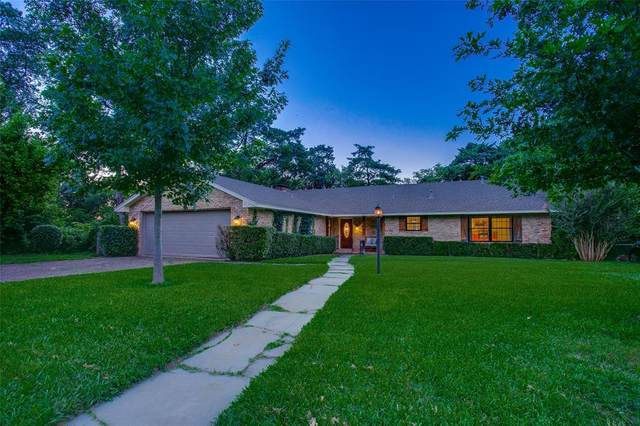 2831 Whitewood Drive, Dallas, TX 75233 (MLS #14603548) :: Russell Realty Group