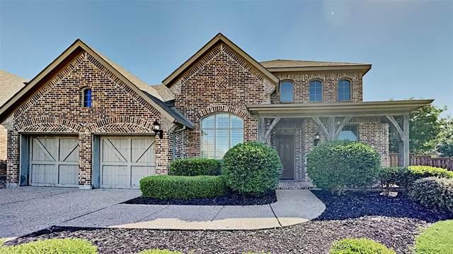 7913 Trixie Trail Drive, Mckinney, TX 75070 (MLS #14603565) :: Real Estate By Design