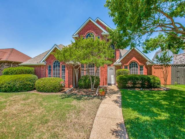 1007 Merribrook Lane, Allen, TX 75002 (MLS #14603573) :: Jones-Papadopoulos & Co