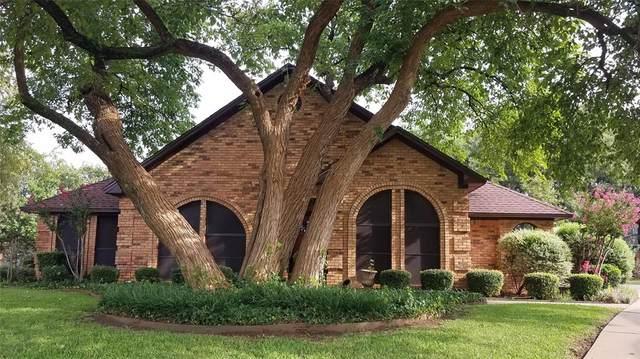 820 Smokerise Circle, Denton, TX 76205 (MLS #14603587) :: Robbins Real Estate Group