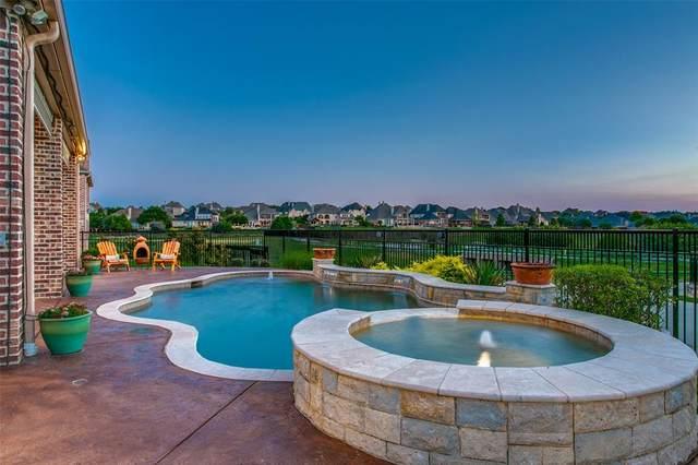 2911 Merlin Drive, Lewisville, TX 75056 (MLS #14603588) :: Crawford and Company, Realtors