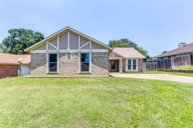 505 Hilton Drive, Euless, TX 76040 (MLS #14603595) :: DFW Select Realty