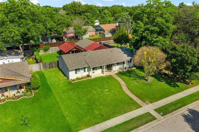 111 N Briarcrest Drive, Richardson, TX 75081 (MLS #14603601) :: Robbins Real Estate Group