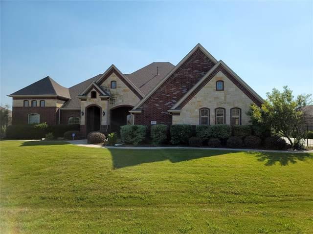 11349 Mesa Crossing Drive, Fort Worth, TX 76052 (MLS #14603608) :: Maegan Brest | Keller Williams Realty