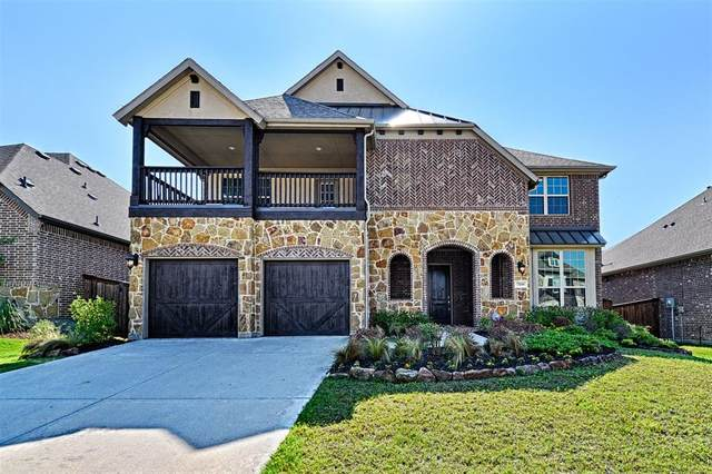 7508 Calhoun Cove, Mckinney, TX 75071 (MLS #14603626) :: Real Estate By Design