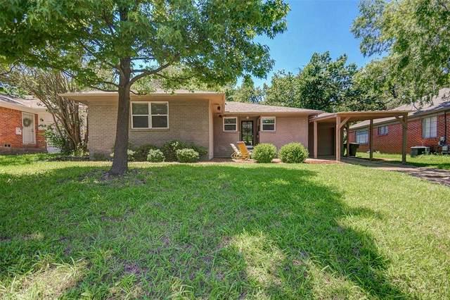 702 Kessler Boulevard, Sherman, TX 75092 (MLS #14603641) :: 1st Choice Realty