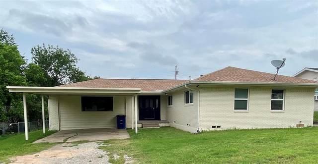 207 E Fifth Street #1, Prosper, TX 75078 (MLS #14603649) :: The Good Home Team