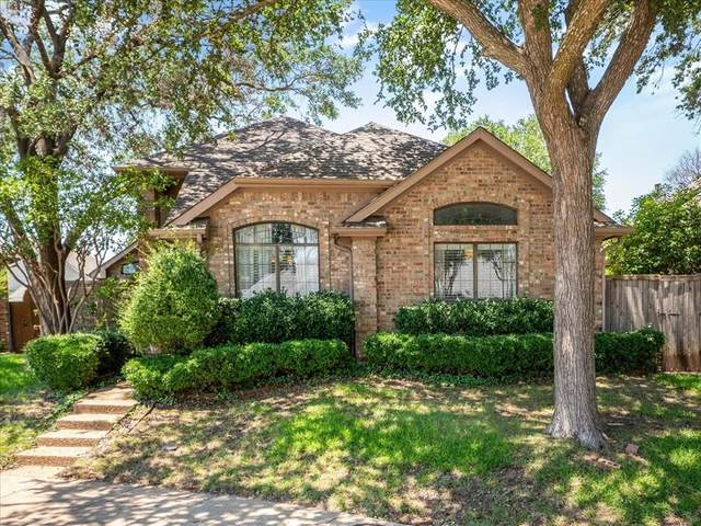 4141 Winding Way Court, Dallas, TX 75287 (MLS #14603653) :: The Good Home Team