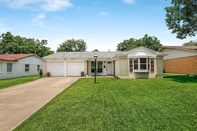 2641 Driftwood Drive, Mesquite, TX 75150 (MLS #14603674) :: EXIT Realty Elite