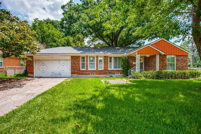 1928 Hilltop Drive, Garland, TX 75042 (#14603677) :: Homes By Lainie Real Estate Group