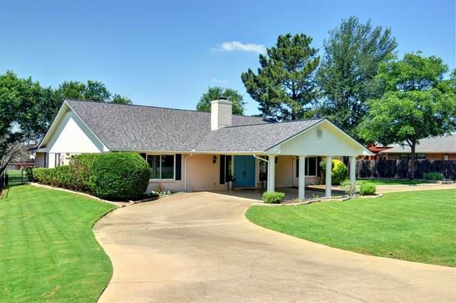 8804 Bellechase Road, Granbury, TX 76049 (MLS #14603681) :: The Russell-Rose Team