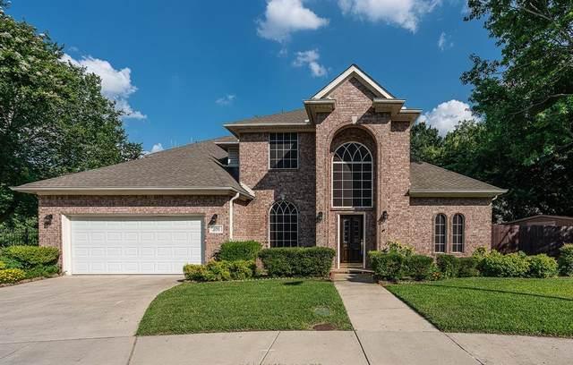 2765 Hidden Lake Drive, Grapevine, TX 76051 (MLS #14603686) :: The Chad Smith Team