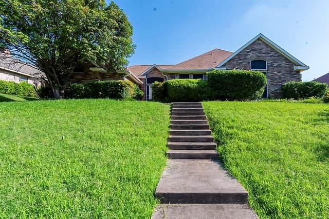 612 Havencrest Drive, Desoto, TX 75115 (MLS #14603697) :: The Hornburg Real Estate Group