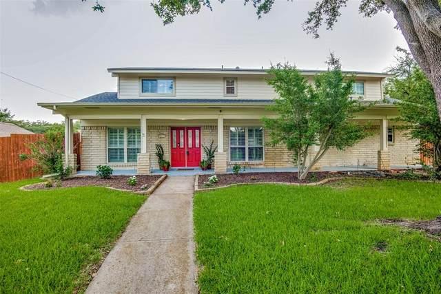 3973 Candlenut Lane, Dallas, TX 75244 (MLS #14603710) :: The Chad Smith Team