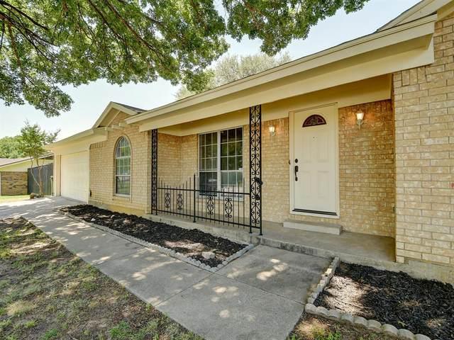 7705 Terry Drive, North Richland Hills, TX 76180 (MLS #14603720) :: Team Hodnett