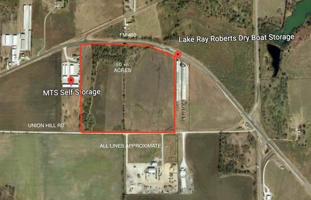 000 Fm 455 W, Sanger, TX 76266 (MLS #14603726) :: Trinity Premier Properties