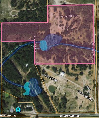 0000 County Road 1180, Alvord, TX 76225 (MLS #14603737) :: Real Estate By Design