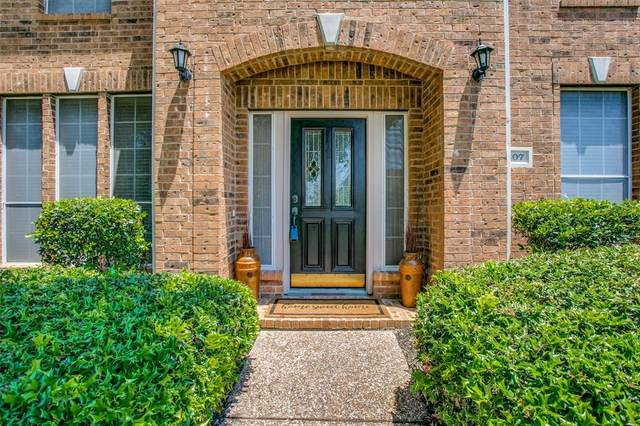807 Olympic Drive, Keller, TX 76248 (MLS #14603739) :: Front Real Estate Co.