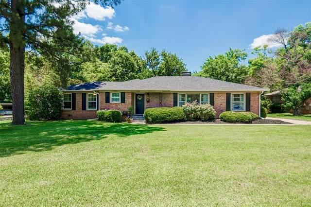 804 Brookhollow Street, Sherman, TX 75092 (MLS #14603746) :: 1st Choice Realty