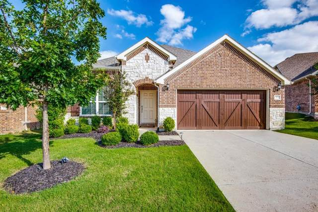 203 Thornberry Drive, Lewisville, TX 75067 (MLS #14603760) :: DFW Select Realty