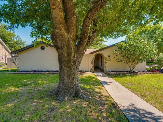 8133 Rush Street, Benbrook, TX 76116 (MLS #14603761) :: Jones-Papadopoulos & Co