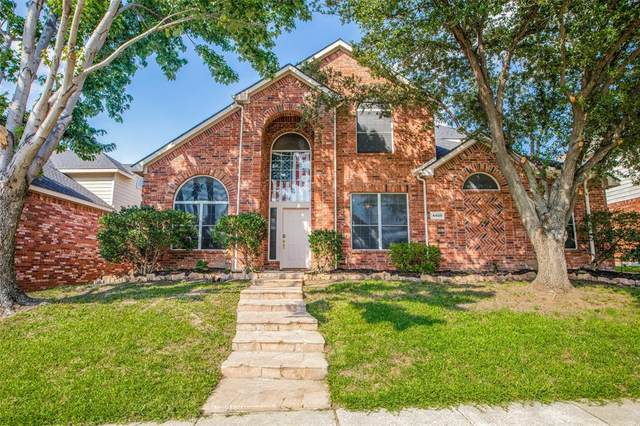 4408 Shadowridge Drive, The Colony, TX 75056 (MLS #14603772) :: Epic Direct Realty