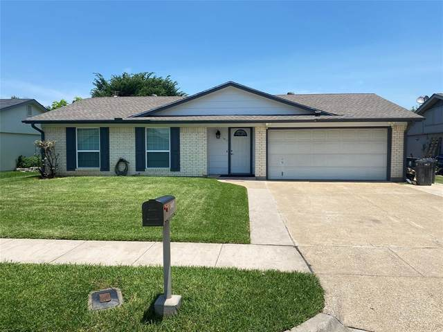 1417 Palisades Drive, Lewisville, TX 75067 (MLS #14603807) :: DFW Select Realty