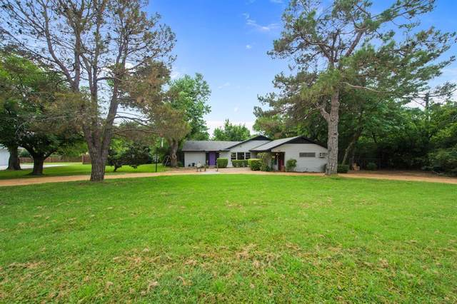 2319 Houston Place, Denton, TX 76201 (MLS #14603810) :: Real Estate By Design
