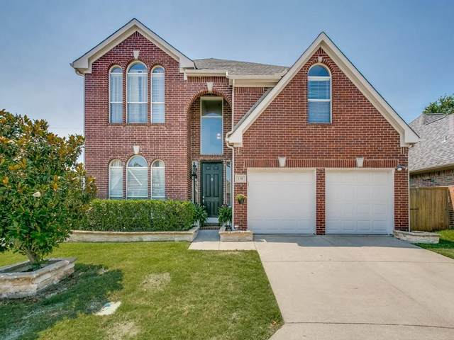 138 Arbor Glen Drive, Euless, TX 76039 (MLS #14603819) :: Front Real Estate Co.