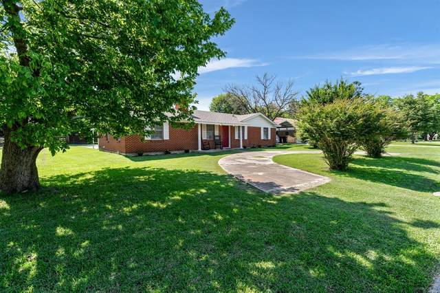 410 Chumney Drive, Teague, TX 75860 (MLS #14603847) :: Real Estate By Design