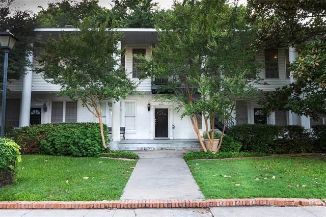 3319 Reagan Street B, Dallas, TX 75219 (MLS #14603851) :: Real Estate By Design