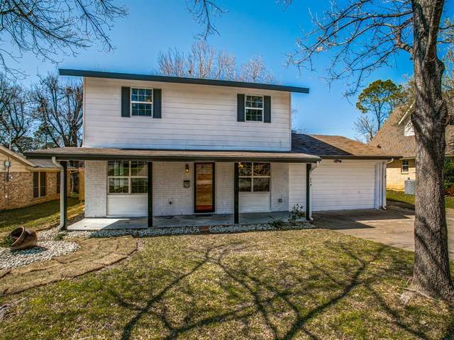 604 Cannon Drive, Euless, TX 76040 (MLS #14603878) :: Front Real Estate Co.