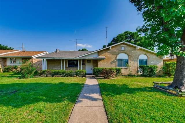 2104 Bowie Drive, Carrollton, TX 75006 (MLS #14603881) :: HergGroup Dallas-Fort Worth