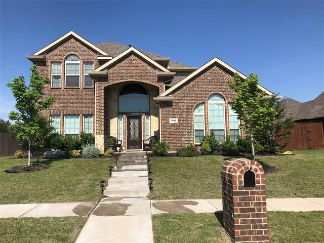 1617 Colonial Drive, Royse City, TX 75189 (MLS #14603892) :: 1st Choice Realty