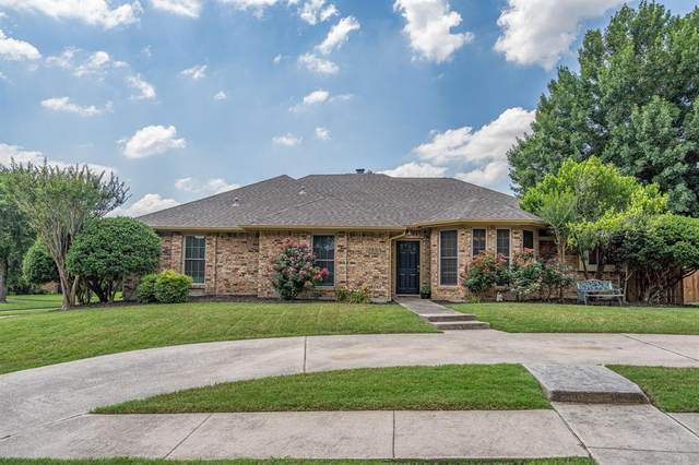 763 Swallow Drive, Coppell, TX 75019 (MLS #14603903) :: The Rhodes Team