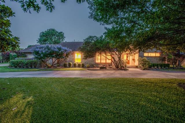 3960 Cedarbrush Drive, Dallas, TX 75229 (MLS #14603916) :: The Chad Smith Team