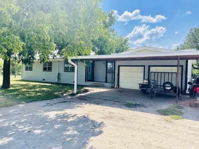 2308 Menard Highway, Brady, TX 76825 (MLS #14603922) :: Real Estate By Design