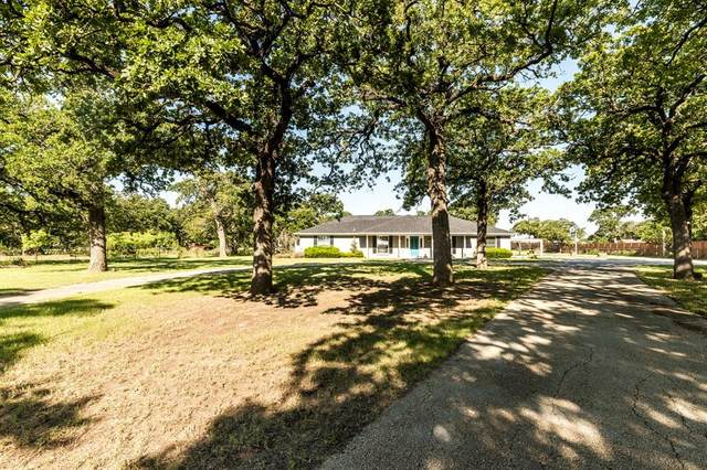 4270 Rendon Road, Fort Worth, TX 76140 (MLS #14603930) :: Real Estate By Design