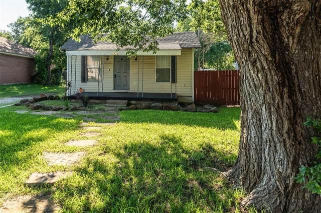 1214 Cambridge Street, River Oaks, TX 76114 (MLS #14603931) :: The Chad Smith Team