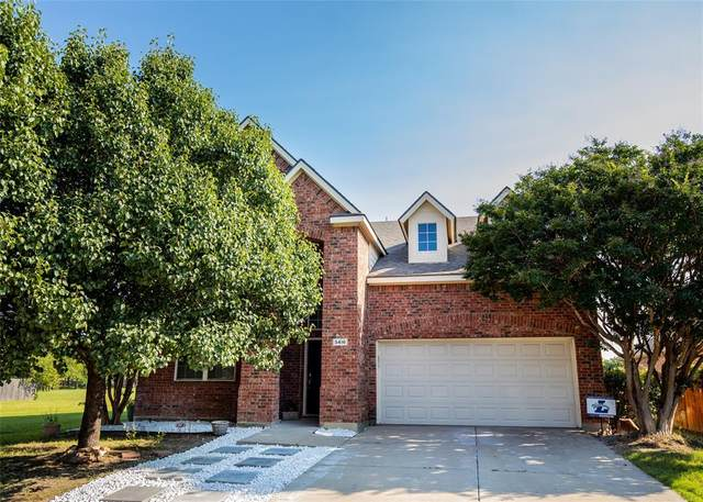 5416 Parkplace Drive, Denton, TX 76226 (MLS #14603955) :: Rafter H Realty