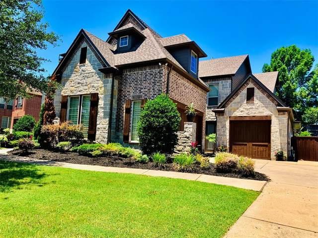1009 Native Trail, Heath, TX 75032 (MLS #14603967) :: Real Estate By Design