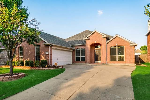 809 Water Oak Drive, Allen, TX 75002 (MLS #14603972) :: Robbins Real Estate Group