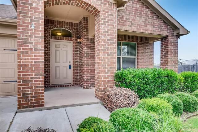 127 Creekview Drive, Azle, TX 76020 (MLS #14603988) :: EXIT Realty Elite