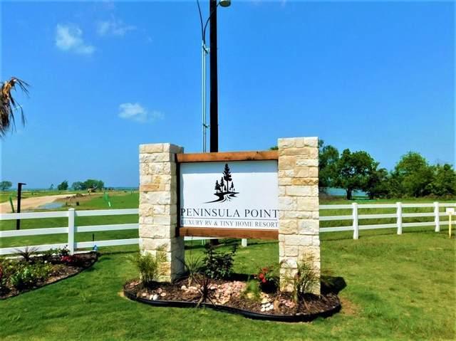 L 33 Peninsula Point, Kerens, TX 75144 (MLS #14603995) :: Craig Properties Group