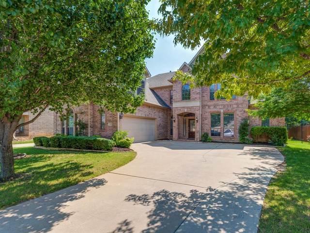 1229 Templemore Drive, Keller, TX 76248 (MLS #14603997) :: Robbins Real Estate Group