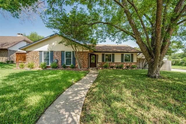 2901 Concord Drive, Mesquite, TX 75150 (MLS #14604023) :: The Mauelshagen Group