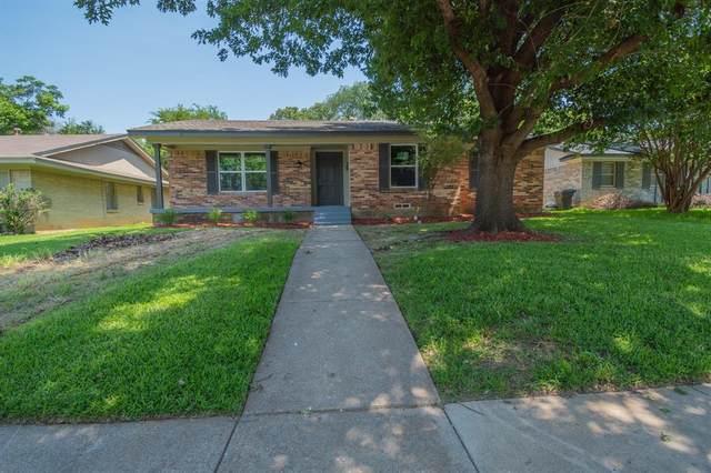 8949 Undercliff Drive, Dallas, TX 75217 (MLS #14604028) :: Real Estate By Design