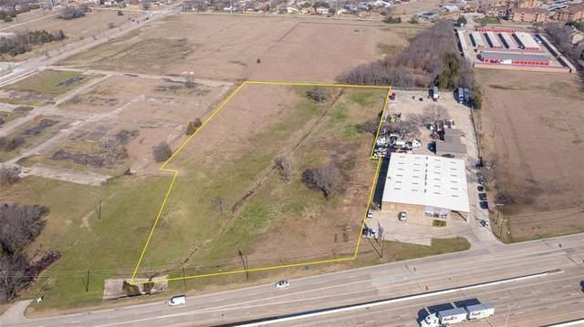 151 E Interstate 30, Garland, TX 75043 (MLS #14604029) :: VIVO Realty