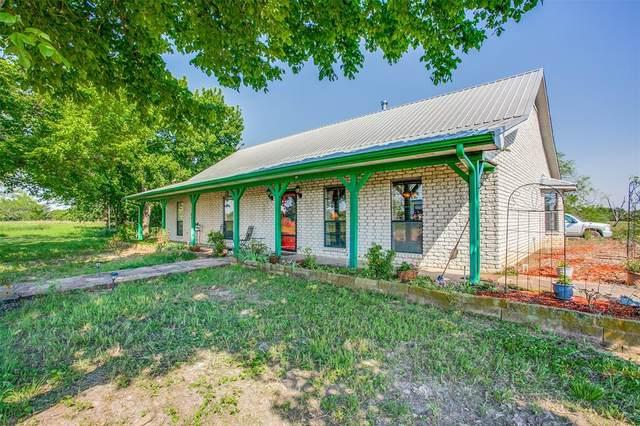1650 NE County Road 2220, Kerens, TX 75144 (MLS #14604034) :: Real Estate By Design